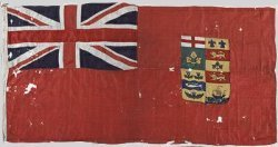 Canadian Flag from Vimy